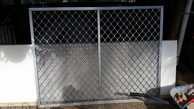 Diamond security grills with Flyscreen