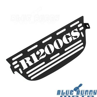 Motorcycle Oil Cooler Protector Guard Radiator Cover For BMW R1200GS 06-12 Black