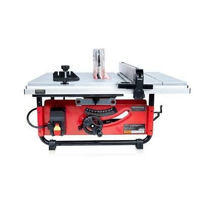 """General International 10"""" Benchtop & Portable table saw COMMERCIAL TS4003"""