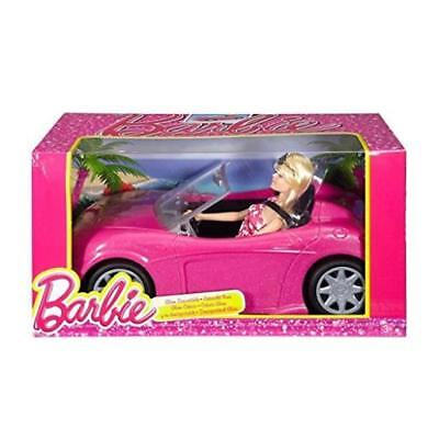 Barbie Convertible & Doll Pack MYTODDLER New