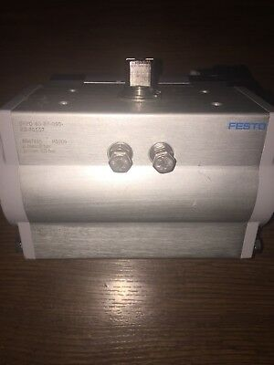 1/4 Turn Festo Actuator and Valve