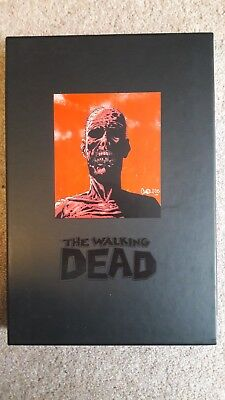 The Walking Dead Omnibus 1 Signed and Numbered - Ultra Rare