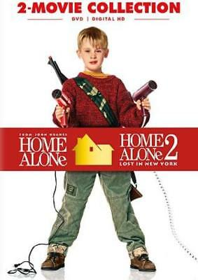 Home Alone 1+ & Home Alone 2(2 Movie Collection) DVD FREE 2-3 EXPEDITED SHIPPING