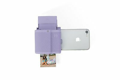 Prynt Pocket, Instant Photo Printer for iPhone (Lavender) (O5w)