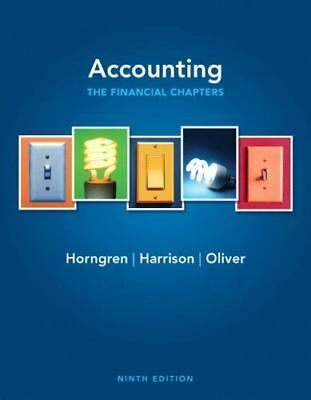 Financial managerial accounting chapters 1 14 2nd edition accounting chapters 1 15 financial chapters 9th edition charles fandeluxe Images