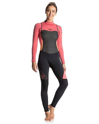 NEW ROXY™  Womens Syncro 3/2 Steamer Wetsuit 2017 Womens Surf