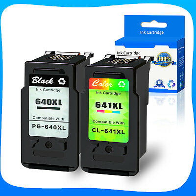 AU STOCK PG640XL CL641XL Ink for Canon Pixma MG2160 MG2260 MG3160 MG3560 MG3660