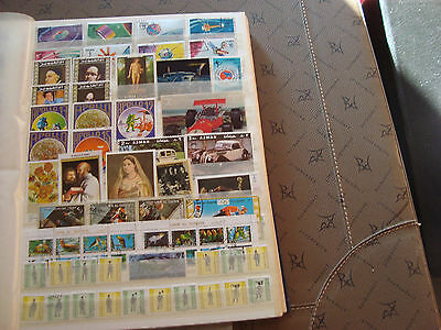 MIDDLE EAST - 58 stamps canceled (all state) stamp