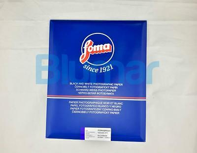 FOMA FOMASPEED Variant 311 Multigrade Glossy RC photo paper  30.5X24 25 sheets
