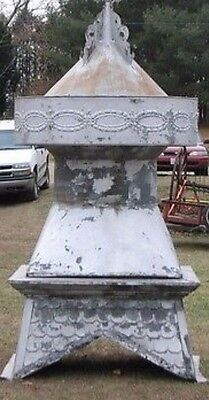 """Large Antique,early 1900""""s Milcore Barn Vent  Unusually Good Condition"""