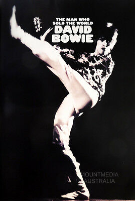 DAVID BOWIE THE MAN WHO SOLD THE WORLD POSTER (61x91cm)  PICTURE PRINT NEW ART
