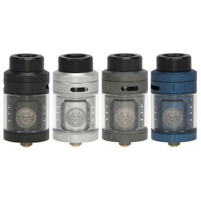 Verdampfer GeekVape Zeus RTA 25 mm Ø 4,0 ml Clearomizer E-Zigarette E-Liquid TOP