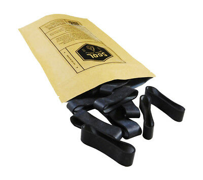 Ranger Bands 20 Large Made in the USA from EPDM Rubber Heavy Duty Survival Gear