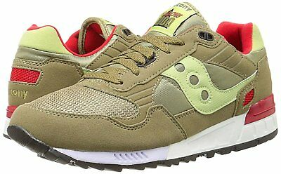 finest selection 8aaaa fe1d4 Saucony Mens Originals Men s Shadow 5000 Fashion Sneakers Olive Size 10.5  New