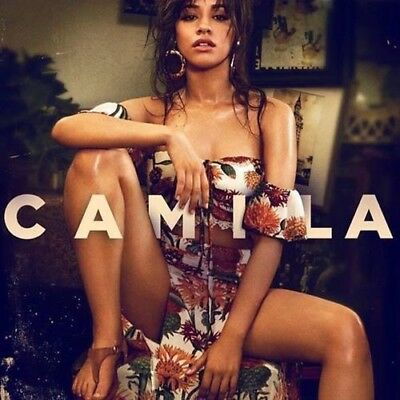 Camila by Camila Cabello (CD, Jan-2018, Syco Music)