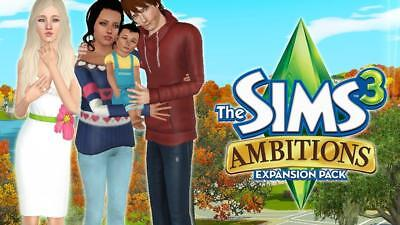 The Sims 3  Expansions Origin Keys, Ambitions