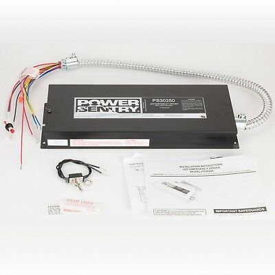 Power Sentry LED Emergency Battery Pack PS30250, New!