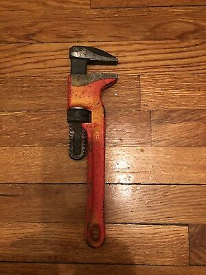 Ridgid 12'' Spud Wrench 2-5/8'' Capacity,Adjustable  Smooth Jaw ,Made In  Usa