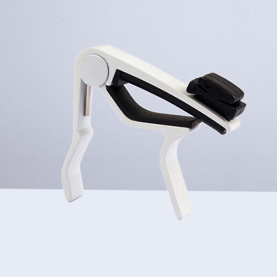 Guitar Capo Guitar Tuner Quick Change Tune Clamp Clip-on Tuner for Guitar