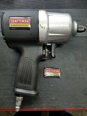 Craftsman Professional Air 1/2 Composite Impact Wrench Model 875.198650