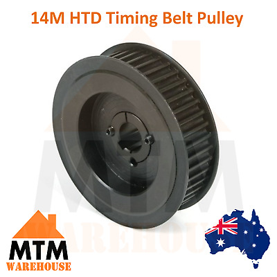 14M HTD Timing Belt Pulley Industrial CNC