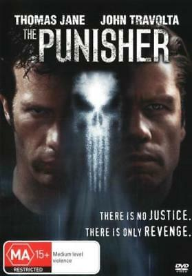 The Punisher (2004) DVD [New/Sealed]