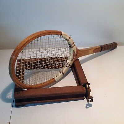 Retro Vintage Collectable Dunlop Maxply Tennis Racket International Junior