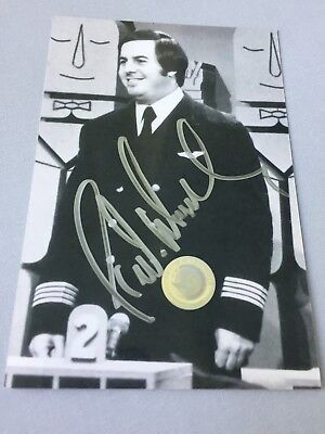 FRANK W. ABAGNALE Hochstapler 'Catch Me If You Can'  signed Foto 10 x 15 RARITÄT