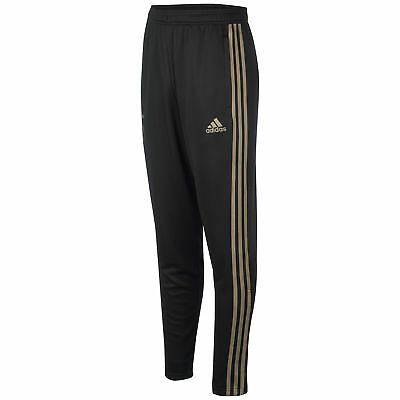 702d77ef61be8 AJAX OFFICIAL TRAINING Pants Mens adidas Football Trousers Dark Grey