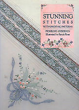 Heirloom Embroidery Art STUNNING STITCHES With ORIGINAL PATTERNS Primrose Sully