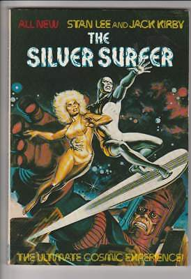 Silver Surfer: The Ultimate Cosmic Experience TPB Fireside