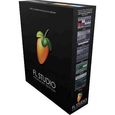 Image Line FL Studio 20 Producer Edition Music Production Software