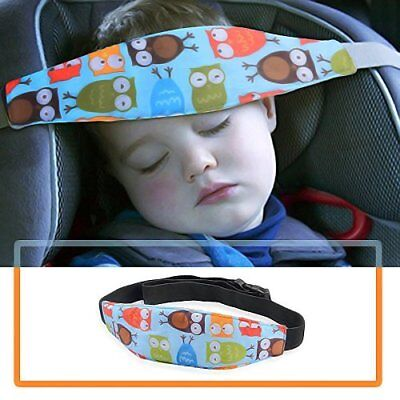 Toddler Car Seat Neck Relief and Head Support Easy Installation On Most Seats