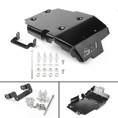 Engine Protector Bash Guard Skid Plate Set For BMW F650 F700 F800 GS 2008-17 UK