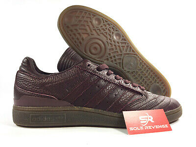 the best attitude cd442 b20f9 8.5 NEW adidas Originals Busenitz Pro Horween Leather Shoes Brown Skate  BB7116