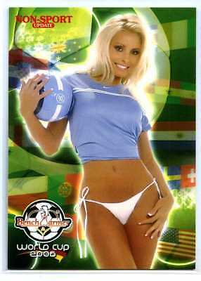 Benchwarmer World Cup - #6 - 2006 - NSU Promo Card
