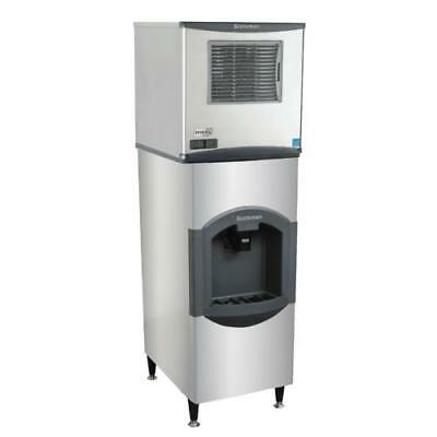 Scotsman - C0322SA1B/HD22B-1H Air Cooled 356 Lb Ice Machine w/120 Lb Dispenser