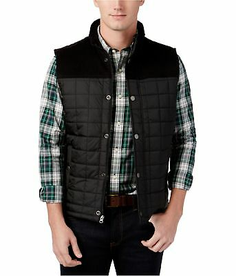 Club Room Mens Quilted Puffer Vest