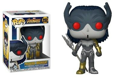 Funko Pop! Marvel: Avengers Infinity War - Proxima Midnight 292 Vinyl