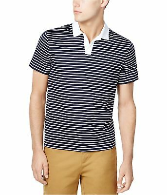 a8632628 NEW TOMMY HILFIGER Men's Custom Fit Mesh Logo Rugby Polo Shirt ...