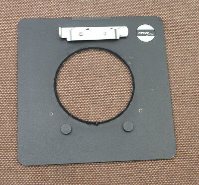 later Arca Swiss  171mm x 171mm  lens board panel (ridged) for linhof 5x4