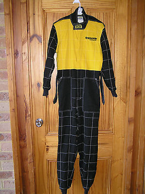 RPM Mondial Race Suit Go-Kart Drive Day Track Day Kart Hire