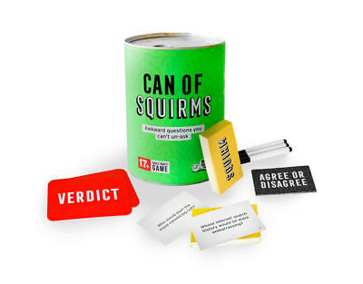 Can of Squirms | Card Game | Party Board Game by Big Potato