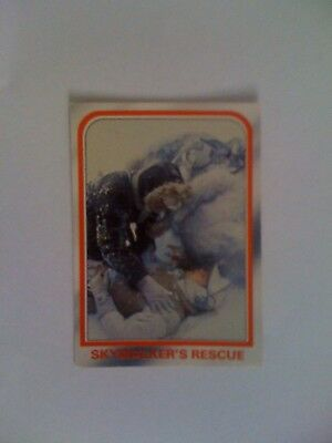 1980 VINTAGE SCANLENS - Star Wars Empire Strikes Back Trading Card Number 25