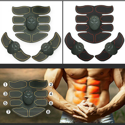 Ultimate Abs Slim Stimulator Abdominal Muscle Training Toning Belt Waist Trimmer