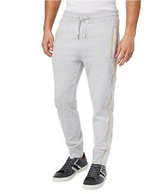 Sean John Mens Quilted Tracksuit Casual Jogger Pants