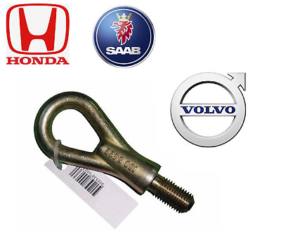 Tow Hook Towing Eye Ring / HONDA LEGEND / SAAB 9-5 / VOLVO C30 C70 S40 V40 V50