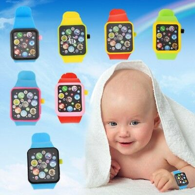 Baby Kids Multifunction Smart Watch Infant Toddler Sound Story Watch Chic Toy