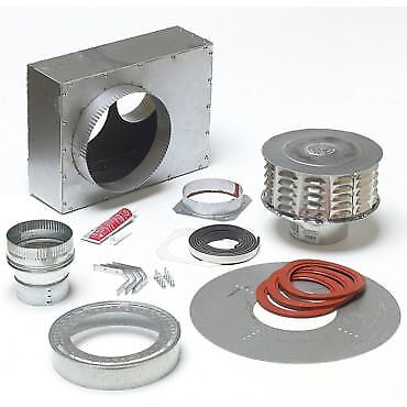 """Sterling AS-X7-5 Combustion Air Inlet Kit 5"""""""