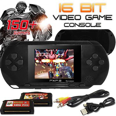 0b4284349fd Handheld Game Console PXP3 Portable 2.8